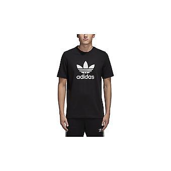 Adidas Originals iso Logo CW0709 universal kaikki vuoden Miesten t-paita