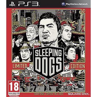 Nukkuvat koirat - Limited Edition (PS3) - Uusi
