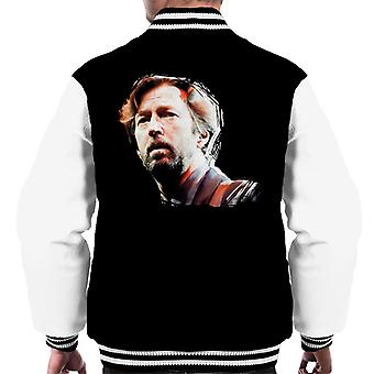 Eric Clapton At The Brighton Centre 1992 Men's Varsity Jacket