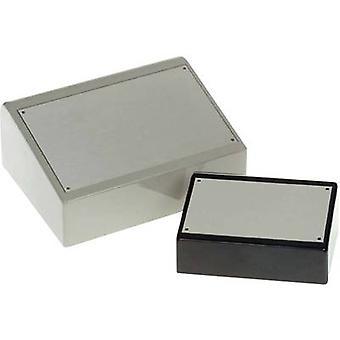 Axxatronic BIM8005-GY/PG Desk casing 127 x 170 x 70 Acrylonitrile butadiene styrene Light grey 1 pc(s)