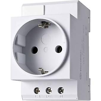 Enclosure outlet Finder 07.99.01-1 Light grey 1 pc(s)