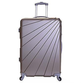 Slimbridge Fusion dur grande valise, Champagne