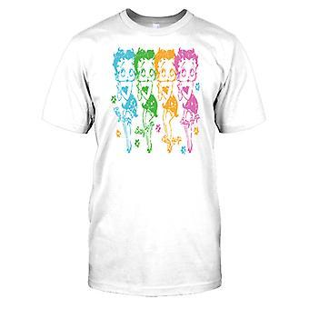 Betty Boop - Pop Art Kids T skjorte