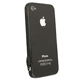 5 Pack -Wirex Lightweight Aluminum Bumper Case with Stylus for Apple iPhone 4/4S (Black)