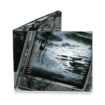 Underoath II mäktiga plånbok Tyvek, stark Stealth Dubbelvikning plånbok!