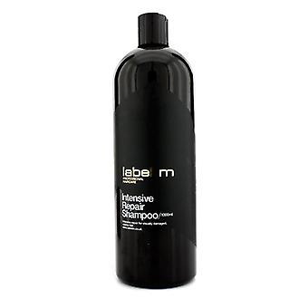 Label.m Intensive Repair Shampoo (intensive Repair For Visually Damaged Coarse Hair) - 1000ml/33.8oz