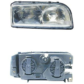 URO Parts 9159413 Dual Bulb Version Right Headlight Assembly