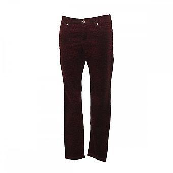 Mac Jeans Women's Skinny Thin Corduroy Jeans