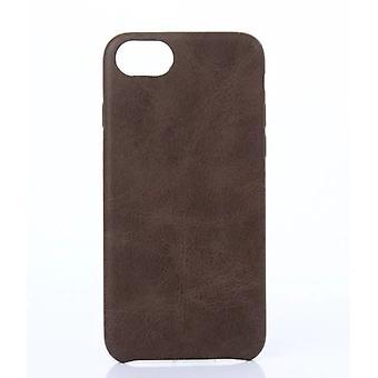 Brown Suede - iPhone 7