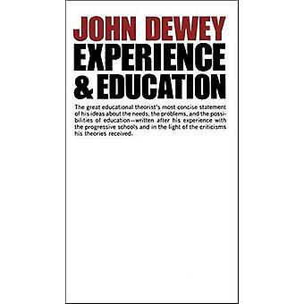 Doświadczenie i wykształcenie przez John Dewey - 9780684838281 książki