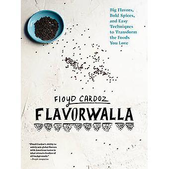 Floyd Cardoz - Flavorwalla by Floyd Cardoz - 9781579656218 Book