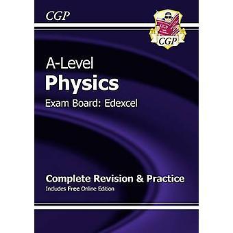 Ny A-nivå fysikk - Edexcel år 1 & 2 fullstendig revisjon & praksis