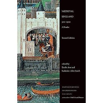Mittelalterliche England-500-1500-ein Leser von Katherine Allen Smith - 9781