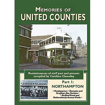 Memories of United Counties - Northampton - Reminiscences of Staff Pas