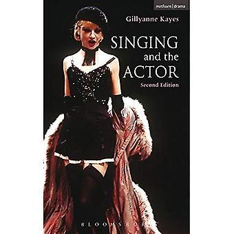 O ator e canto