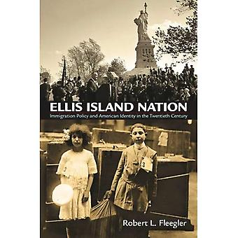 Ellis Island natie (Haney Stichting serie)