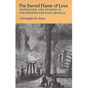 De heilige vlam van liefde: Methodisme en de samenleving in Nineteenth-century Georgië