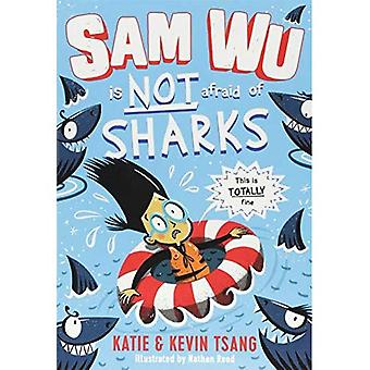 Sam Wu is NOT Afraid of Sharks!