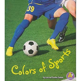 Kleuren in de sport (A + boeken: kleuren rondom)