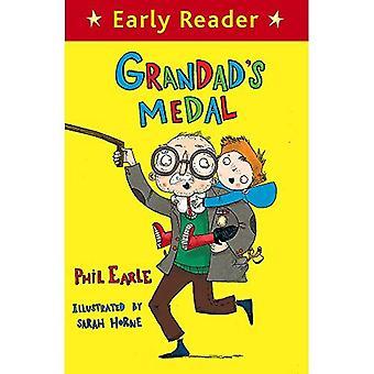 Lecteur précoce: Médaille de grand-papa (lecteur précoce)