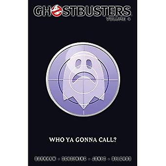 Ghostbusters Volume 4: Chi Ya Gonna Call? (Ghostbusters Graphic Novel)