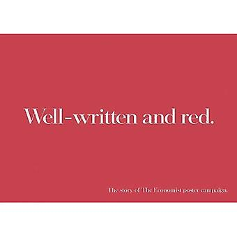 Well-written and Red: The Story of the Economist Poster Campaign