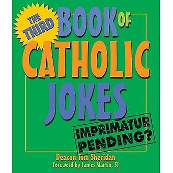 Il terzo libro di barzellette cattoliche: delicato umorismo sull'invecchiamento e relazioni