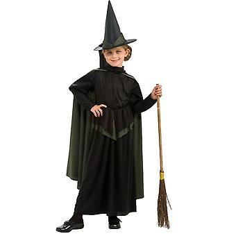 Elaka häxan Wiz av Oz barn kostym - 12717