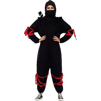 Black Ninja Women Costume