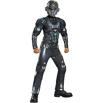 Spartan Halo Costume For Children