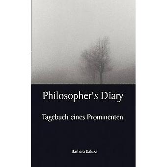 Filosofen dagboek door Kaluza & Barbara