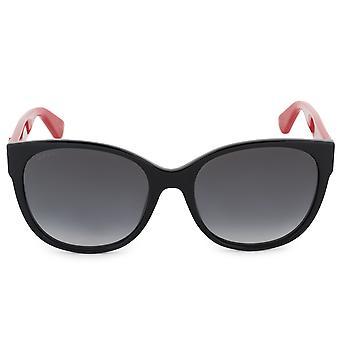 Gucci-Cat Eye Sonnenbrille GG0097S 005-56