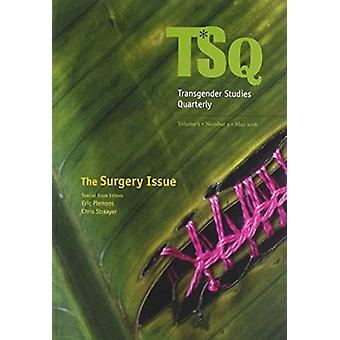 The Surgery Issue by The Surgery Issue - 9781478000525 Book