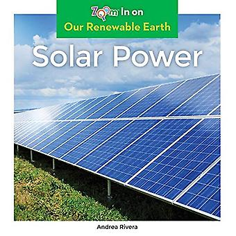Solar Power by Andrea Rivera - 9781680799415 Book