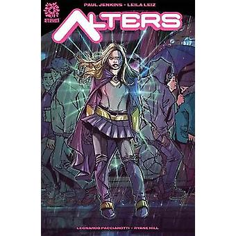 Alters Volume 2 by Paul Jenkins - 9781935002697 Book