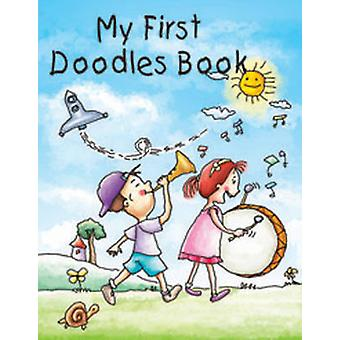My First Doodles Book by Pegasus - 9788131911921 Book