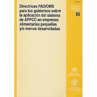 Directrices FAO/OMS Para los Gobiernos Sobre la Aplicacion del Sistem