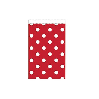 Ladybug party paper bags small 20 piece beetle party children's birthday
