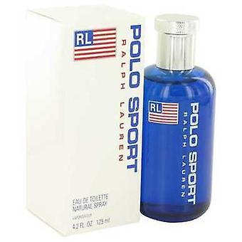 Polo sport door Ralph Lauren Eau de toilette spray 4,2 oz (mannen) V728-400750