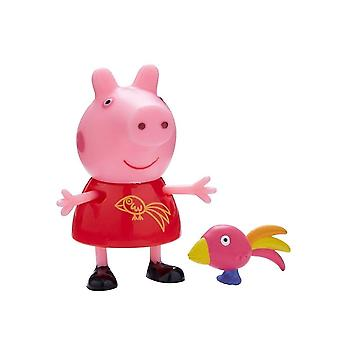 Peppa Pig Pals & Pets (Peppa & Bird) Toy Set