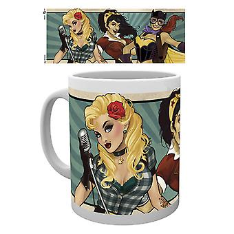 DC Comics Trio Bombshells Boxed Mug bevente