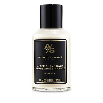 The Art Of Shaving After Shave Balm - Bourbon 100ml/3.3oz
