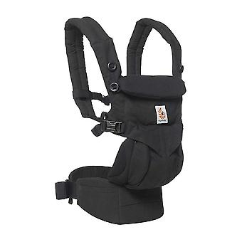 Ergobaby Omni 360 All in One Pure Black Carrier