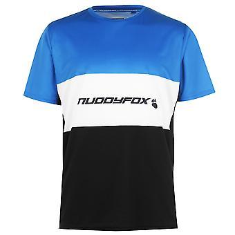 Muddyfox Men Moto Jersey T-Shirt Tee Top SS Short Sleeve
