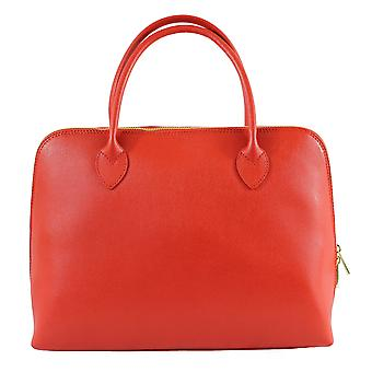 Handbag made in leather Italy 2131