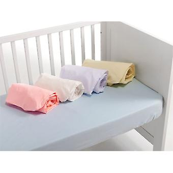 Interbaby Bottom sheet for popelin cradle (Textile , Child's , Linens)