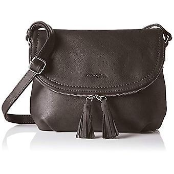 Tom Tailor 21042 Grey Women's shoulder bag (Grey (grau 70)) 5x21x26.5 cm (B x H x T)