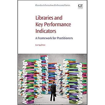 Bibliotheken en belangrijke prestatie-indicatoren: een kader voor beoefenaars (Chandos informatie professionele serie)