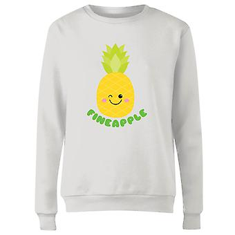 Fineapple Women's Sweatshirt - White