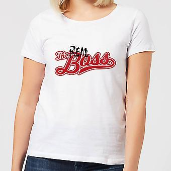 The Real Boss Women's T-Shirt - White